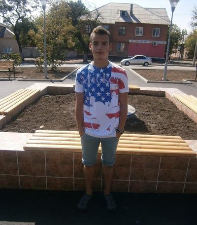 Антон Юхименко, 23 июля , Кривой Рог, id151210168
