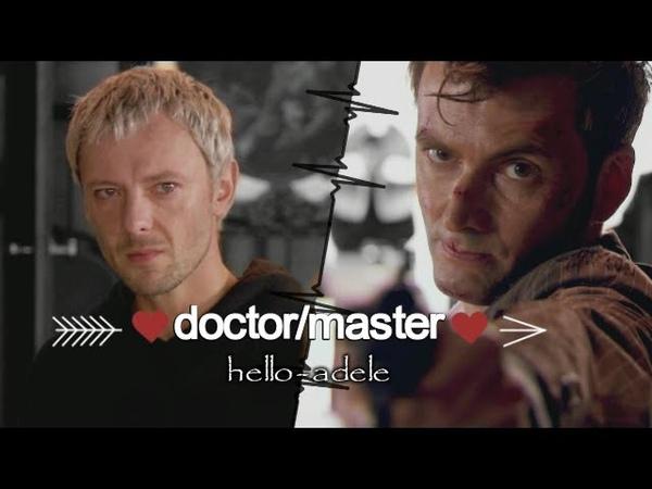 Doctor/Master(TenSimm) - Hello