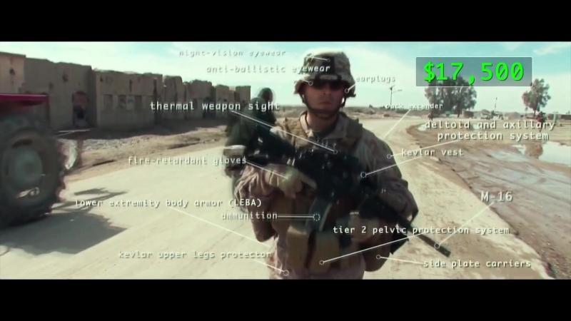 Война — это математика Отрывок из фильма Парни со стволами (War Dogs)