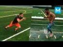 Speed Machine - Speed Agility Drills with Luis Badillo Jr | Muscle Madness