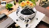 chocolate cake decorating bettercreme vanilla (472) L