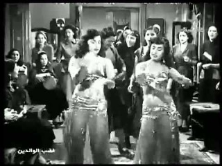 Ragaa and Awatef Yousef: Egyptian bellydancing sisters