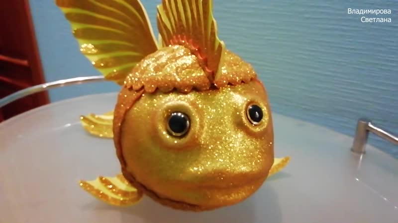 Презентация мастер-класса Золотая рыбка