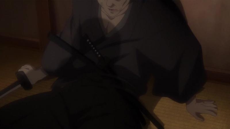 [Anistar] 12 серия - Танец мечей: Цветочный круг/Touken Ranbu: Hanamaru