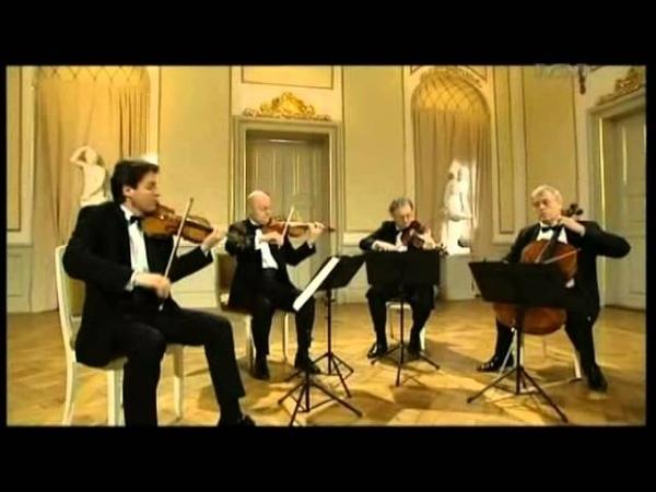 Mozart, Streichquartett D Dur KV 575 Gewandhaus Quartett