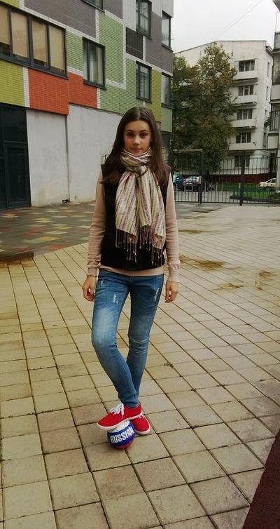 Дарья Аганина, 5 апреля , Москва, id225506257