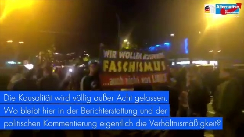 Alice Weidel - Alexander Gauland- Medien und Altparteien spalten die Gesellschaft-(1)