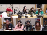 170122 SONAMOO's New Sun singing @ Kiss the Radio