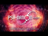 Psy-Nation Radio #006 - incl. Ace Ventura Psychedelic Awakening Mix Ace Ventura &amp Liquid Soul