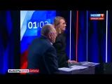 Президентские дебаты как они есть Жириновский в прямом эфире покрыл Собчак матом, а она облила его водой