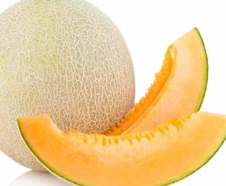 Канталупа содержит витамин С, который полезен для суставов.