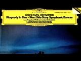 Gershwin Bernstein - Rhapsody in Blue West Side Story (reference recording Leonard Bernstein)