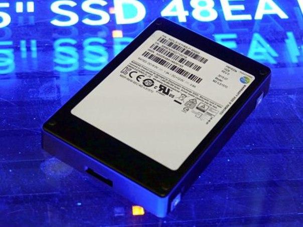 Samsung, терабайт