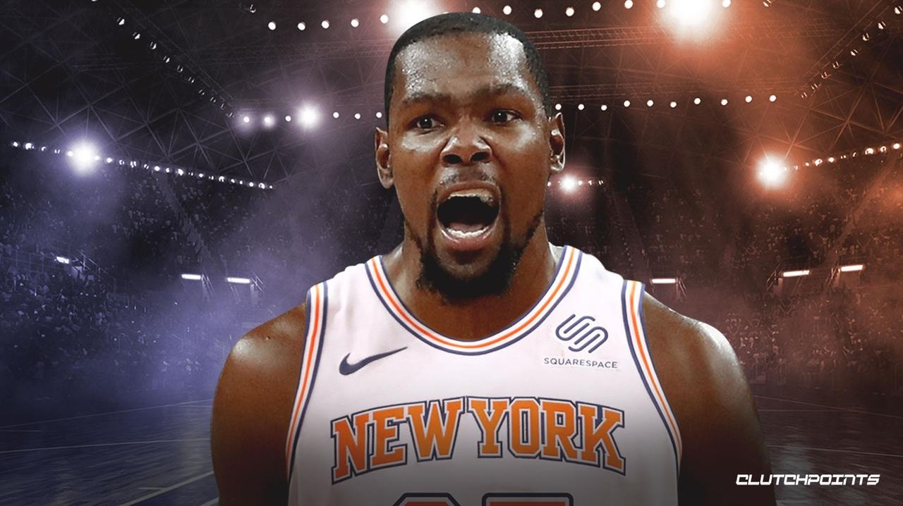 Скаут НБА: «На месте «Никс» не стал бы подписывать Дюрэнта»