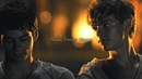 Thomas and Newt • if you've ever been my friend [SPOILERS FOR TDC]