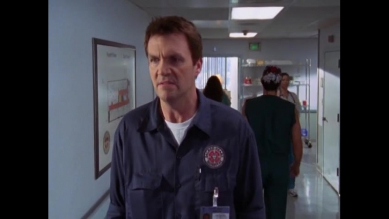 Scrubs 5x20 My Lunch Tedd