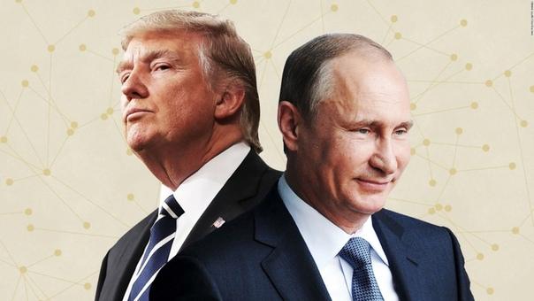Сравнения Трампа с Путиным