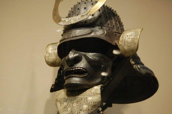 Маски самураев