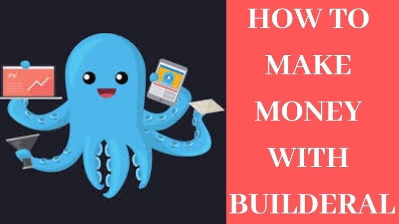 How to make money with builderall 2019 How to make money online with builderall fast 2