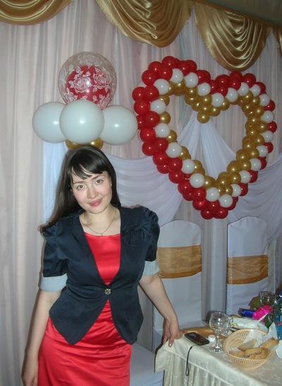 Анюта Краснопеева, 24 декабря 1988, Томск, id111204115
