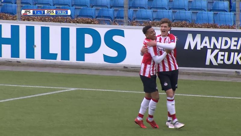 Samenvatting Jong PSV - FC Oss (02-04-2018)