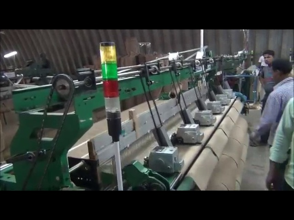 Jute bag fabric weaving machine jute fabric rapier loom