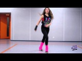 Nicole Scherzinger - Boomerang Routine By Juliana Sadovskaya @Family Dance Studio