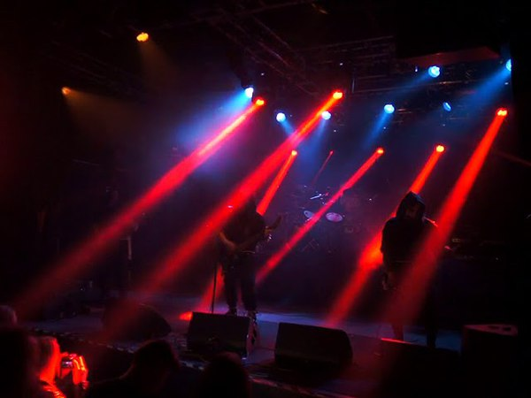 Antimateria - live at Steelchaos