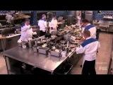 Адская кухня 12 сезон 4 серия US (на английском)