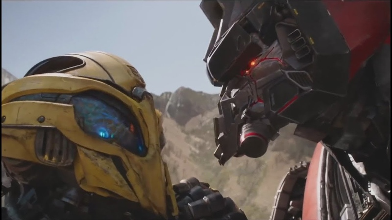 In the End - Bumblebee Spinoff Movie Tribute