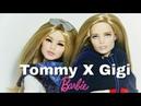 Флеш - обзор Джиджи Хадид | TommyXGigi Barbie Doll | Magic Whale