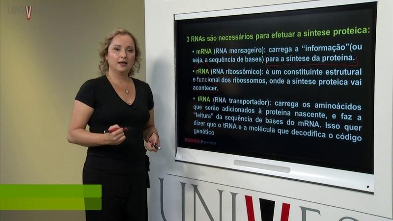 Genética e Biologia Molecular – Aula 04 – Fluxo da Informação Gênica
