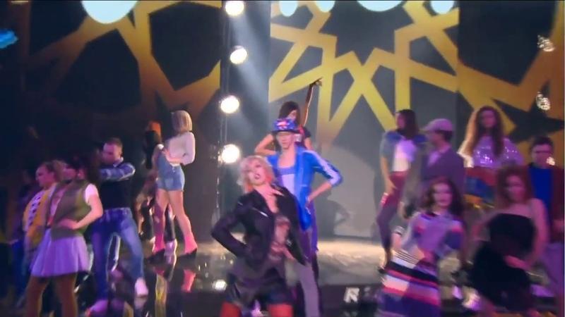 Corona The Rhythm of the Night 18/04/15 Cупердискотека 90 х Mosca