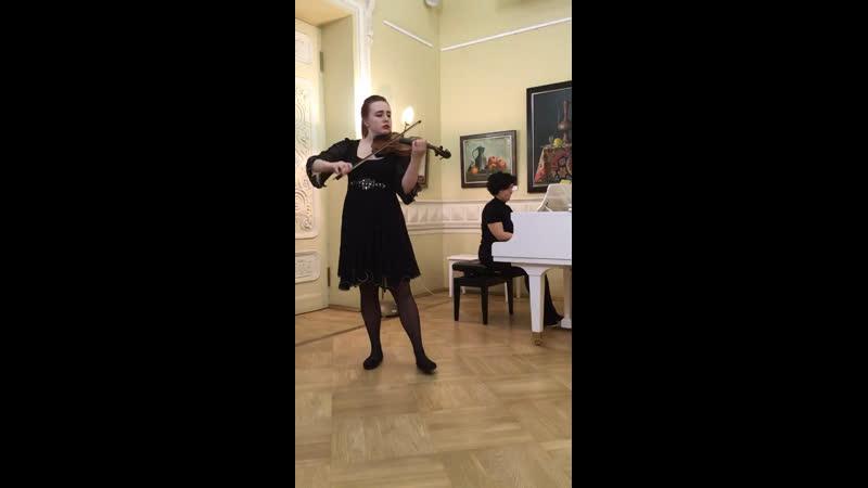 Алена Артемьева, П.И.Чайковский (фрагмент)