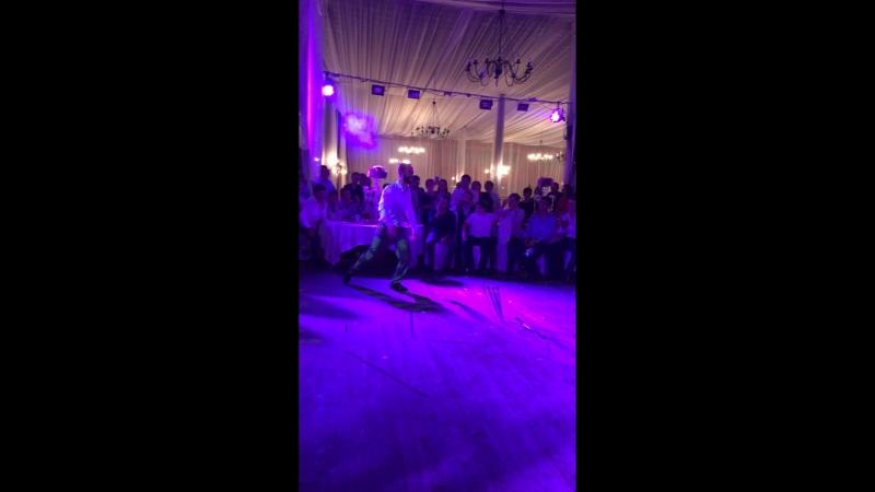 Саид Хагба свадьба Масик Возба