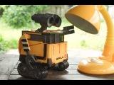 Видеообзор игрушки робота Валли Трансформер из мультфильма - купить и полюбить.