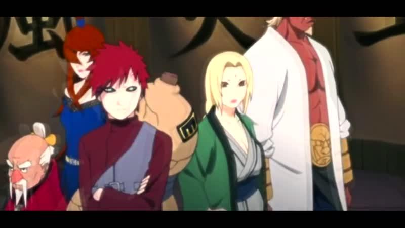 Music: KISH - SINS ★[AMV Anime Клипы]★ \ Naruto \ Наруто \