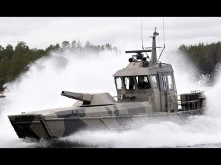 DEADLY ACCURATE Patria Nemo Navy 120mm Mortar System unveiled in Finland