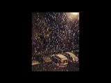 Снегопад в Миассе, Челябинская область - 1213 октября 2018