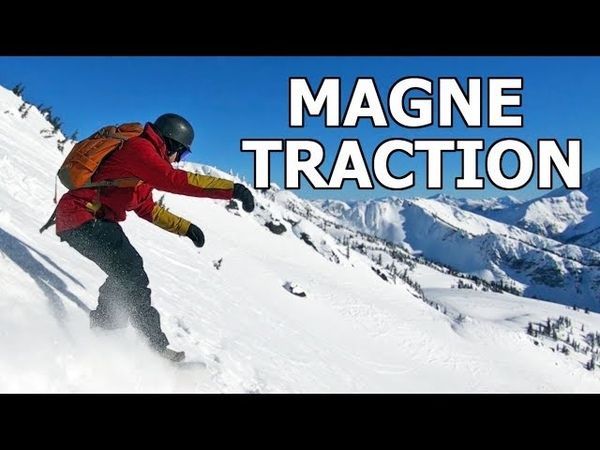 Does Magne-Traction Turn Ice Into Powder Snowboard Tech Tips