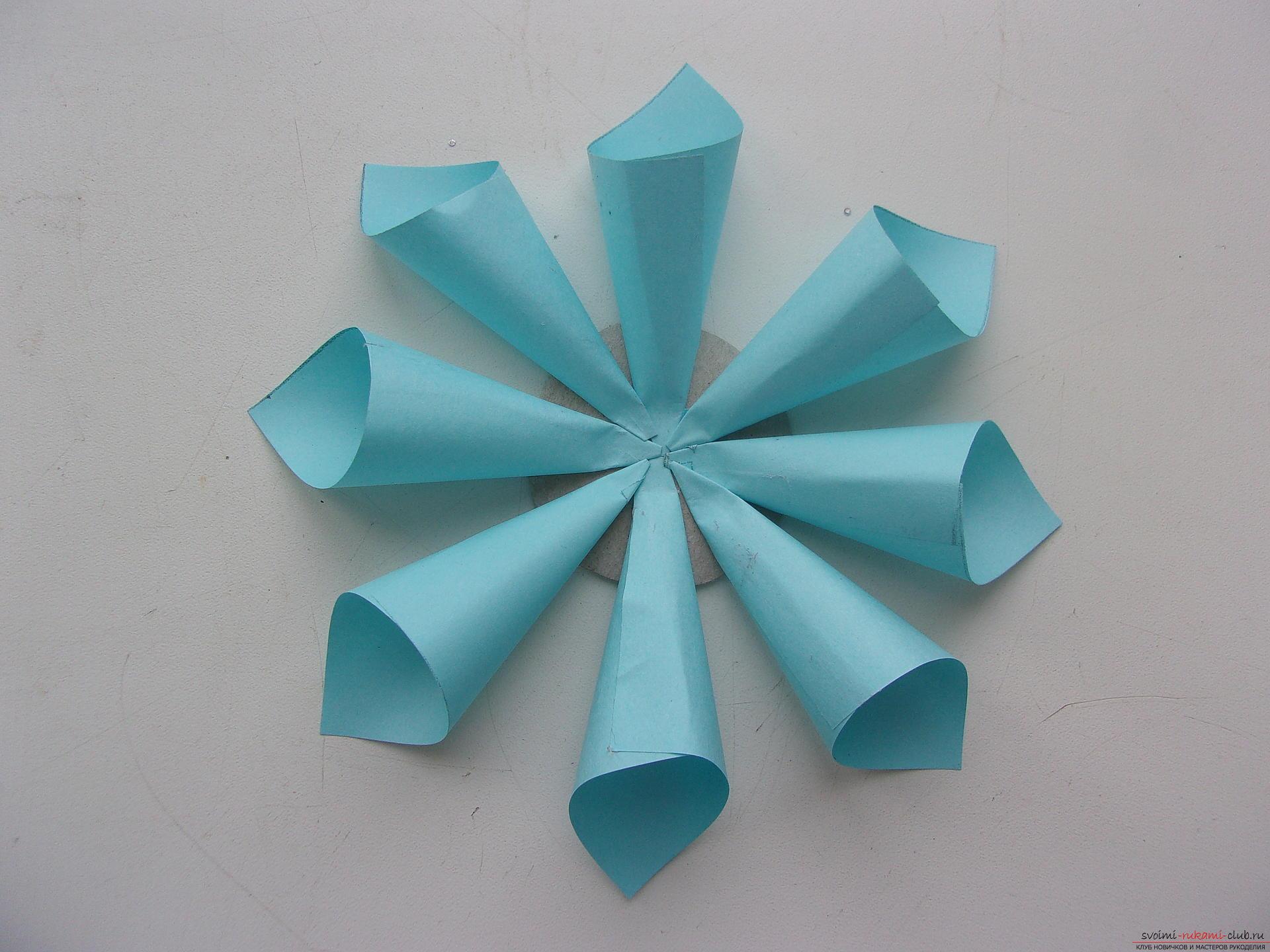Как сделать карму из бумаги