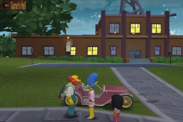 Игра Симпсоны 2 На Компьютер