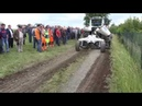Stehr Wegepflegesystem SUG 35 T - Sanierung von Forst - und Schotterstraßen