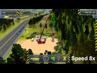 Bau-simulator 2012 (Mission 5) HD