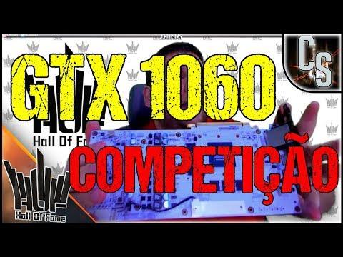 CONSEGUI UMA GTX 1060 DE COMPETIÇÃO!