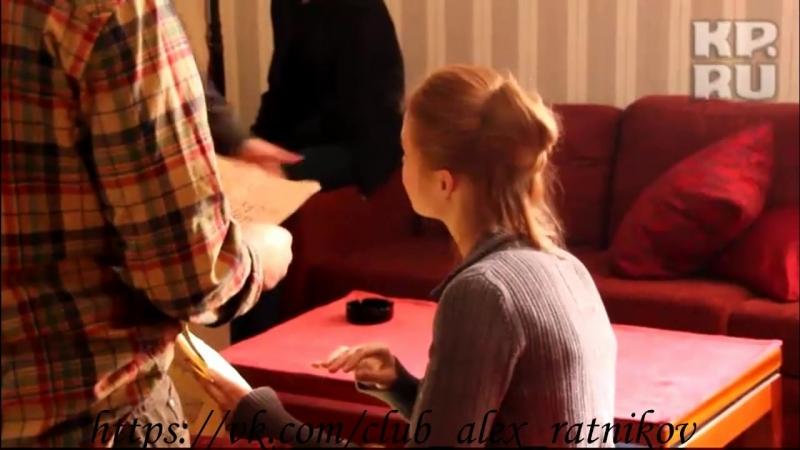 Съемки Виктория в отеле Red Stars март 2012