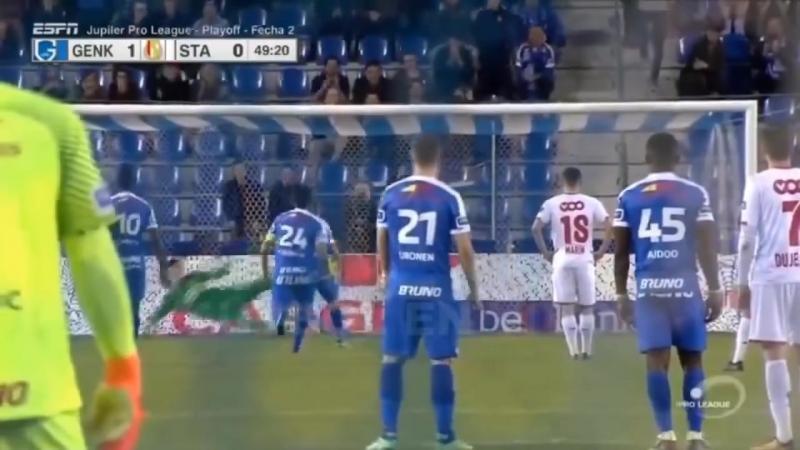 Genk vs Standard Lieja 1 0 Resumen Highlights 2018 Guillermo Memo Ochoa Atajadas YouTube