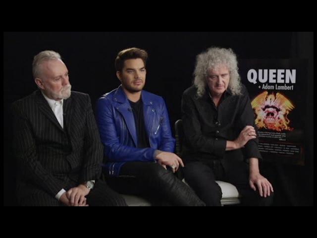 Queen Adam Lambert 2017 UK and European Tour EPK