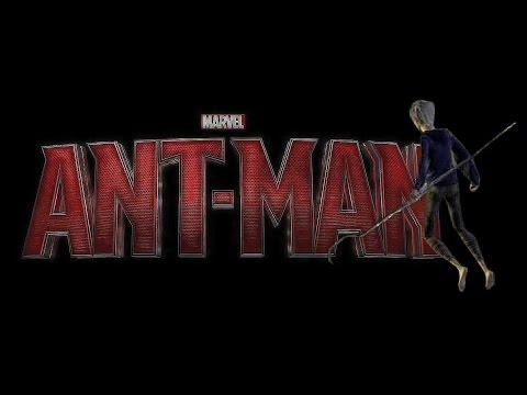 Ant man Trailer Non/Disney Style