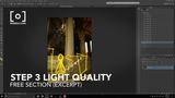 Composite Workflow with Renee Robyn Light Quality Free Preview from RGG EDU Tutorials